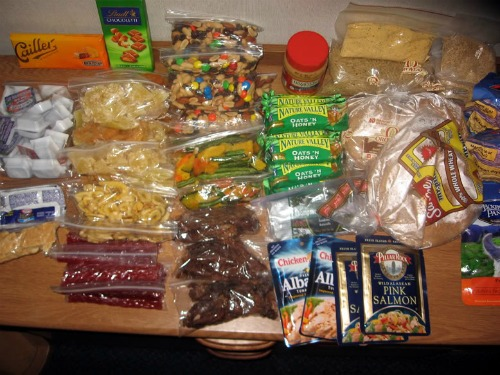 Best Backpacking Food Ideas
